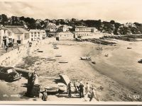 St Mawes from quay 40 s